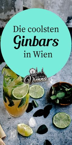 Die coolsten Gin Bars in Wien - Dekoration Things To Do, Stuff To Do, Cool Stuff, Gin Bar, Best Places To Live, Gin And Tonic, Cocktail Drinks, Where To Go, Restaurant Bar