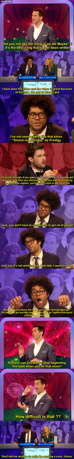 Richard Ayoade for life. Richard Ayoade for life. British Humor, British Comedy, How To Get Away, How To Get Rid, Mock The Week, Richard Ayoade, Funny Jokes, Hilarious, Funny As Hell
