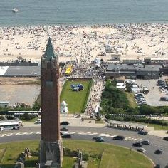 Jones Beach, Long Island, NY. Many childhood memories here.