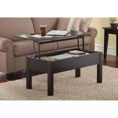 coffee table with lift top with storage. i would like to have