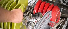 New Rules For Loading New Dishwashers - loading a dishwasher haphazardly results in wasted water, wasted energy, and wasted time. Here's how to do it right from the pros at Consumer Reports.