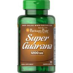 SUPER GUARANA 1200 MG 90 TABLETAS