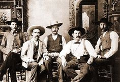 Charming Group of Fellows Miles City, Man Hunter, Pancho Villa, Somewhere In Time, Home On The Range, Cowboys And Indians, Le Far West, Vintage Fishing, Past Life