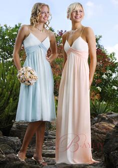 strap designer bridesmaid dress wpd01301