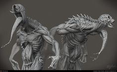 zbrush monster - Google Search
