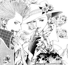 paradise kiss |@_@ White Boys, Black And White, Paradise Kiss, Manga Drawing, Otaku, Animation, Cosplay, Drawings, Illustration