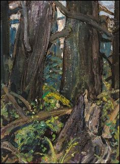 View Tangled bush by Arthur Lismer on artnet. Browse upcoming and past auction lots by Arthur Lismer. Landscape Art, Landscape Paintings, Landscapes, Canadian Painters, Canadian Artists, Group Of Seven Paintings, Tom Thomson, Lake Painting, Year 9
