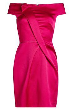 Roland Mouret - Satin Dress