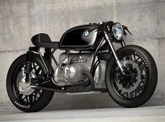 Ziggy Moto has become well known throughout the motorcycle industry for their awesome concept renderings. This is a series of their Custom BMW Motorcycles.