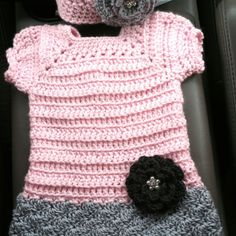 Infant newborn baby girl clothes dress
