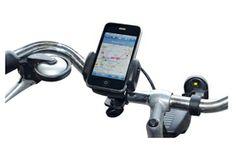 Universal mobilholder til sykkel