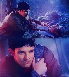 Merlin and Arthur....... *sobs* This picture. Ouch. My feels are killing me.