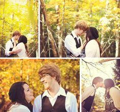 Fall Engagement Session | Riley Fields Photography #fall #engagement #photography