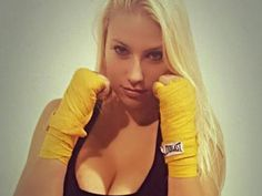 MMA fighter's breasts force her to move up a weight class
