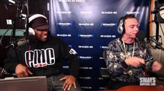 Logic Kills the 5 Fingers of Death Freestyle on Sway in the Morning