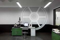 Mechanical Office Motifs -  KH Gears