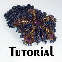 TUTORIAL Urchin Wings Mirror PendantBrooch with Gothic Butterfly | Mikki Ferrugiaro Designs