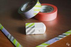 Que faire avec ses beaux rouleaux de masking tape ? ~ Grenadine Acidulée - le blog lifestyle à Lyon