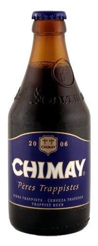 Cerveja Chimay Blue Cap - Chimay - Bélgica