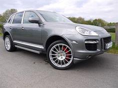 used Porsche Cayenne TURBO in surrey