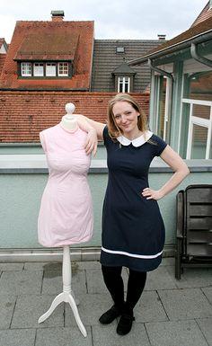 Schneiderpuppe nach Maß   500 days of sewing