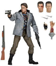 "Terminator - 7"" Action Figure - Ultimate T-800 (Tech Noir)"