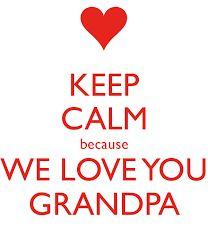 Image result for i love you grandad