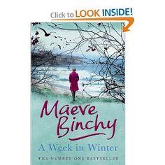 Week in Winter: Maeve Binchy: 9781409114000: Amazon.com: Books
