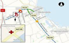Medemblik - In opdracht van de provincie Noord-Holland werkt bouwbedrijf Heijmans tot eind 2017 aan de realisatie van de N23 Westfrisiaweg. Op een aantal punten langs het tracé is Heijmans al aan h...