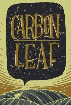 Carbon Leaf poster
