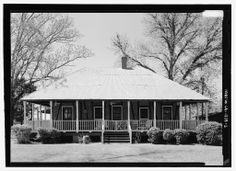Rachal house in Natchitoches LA