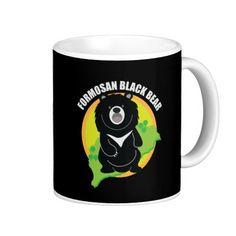 Formosan(Taiwan) black bear Logo Coffee Mug