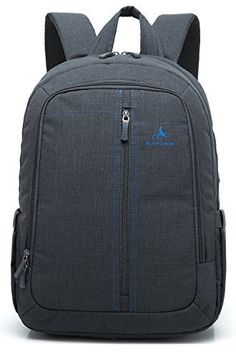 Amazon.com  Kayond®Laptop Backpack -Ultralight Water Resistant Nylon Fabric  EPE Foam f5ec1489ebe8e