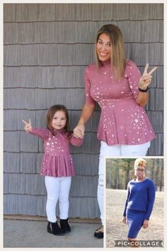 d5b1024eef Girls Rory Sewing Pattern and Women s Flirt Sewing Pattern Release and Sale.  Mommy And Me ...