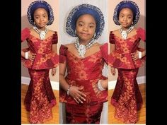 Amplified Look-Book For Your Aso Ebi Outing - Rendy Trendy Ankara Styles For Kids, African Dresses For Kids, Style Finder, Native Style, Aso Ebi, Hello Gorgeous, Clothing Ideas, Trendy Outfits, Looks Great