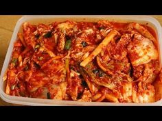 Low-fat, low-calorie Kimchi: 2 ounces has 15 calories, 1 net carb (1 gram of dietary fiber), 1 gram protein -- and is pro-biotic. How-To-Make-It Video: https://www.youtube.com/watch?v=0sX_wDCbeuU
