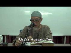 (11) 20181024 Ustaz Hussain Yee : Syarah Shahih Muslim - YouTube