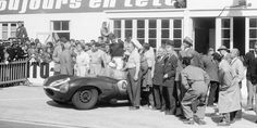 Ecurie Ecosse's Le Mans-winning Jaguar D-Type Is Going Up For Auction