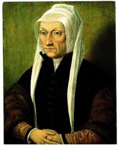 Durer's Mother