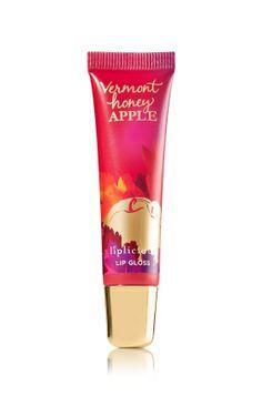 Vermont Honey Apple Lip Gloss - Bath & Body Works
