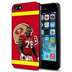 Anthony Davis of San Francisco 49ers Silicone Skin Case Rubber Iphone 5 Case Cover Black color WorldPhoneCase http://www.amazon.com/dp/B0100VSSUW/ref=cm_sw_r_pi_dp_9.E3vb17BA12G