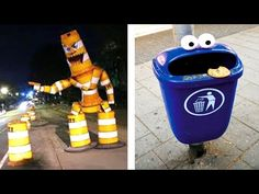 HILARIOUS ACTS OF VANDALISM THAT ARE PURE GENIUS - YouTube