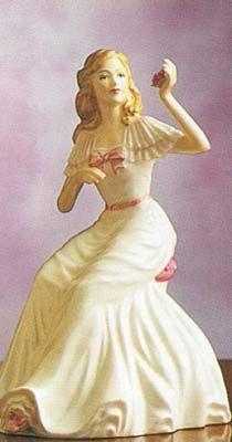 Royal Doulton Figurine Anna
