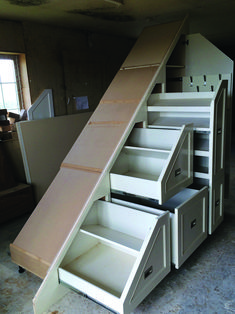 42 Ideas Under Stairs Storage Diy Cupboards Hidden Storage, Diy Storage, Storage Spaces, Under Stairs Storage Solutions, Under Stair Storage, Stairway Storage, Architecture Renovation, Rustic Closet, Diy Cupboards