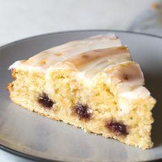 Strawberry Swirl Lemon Cake Recipe by Tasty cake wedding cake kindergeburtstag ohne backen rezepte schneller cake cake Food Cakes, Cupcake Cakes, Cupcakes, Cake Recipes, Dessert Recipes, Swirl Cake, Strudel, Savoury Cake, Let Them Eat Cake