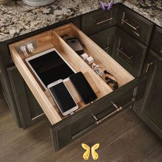 20 Hidden Kitchen Storage Ideas | Extra Space Storage 20 Hidden Kitchen Storage Ideas | Extra Space Storage<br> Want to organize your kitchen and maximize storage space? These 20 hidden storage ideas can help you declutter your kitchen and make room for meal prep, cooking, and more!