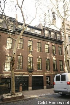 Pictures of Madonna's House in New York