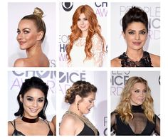 The hottest red carpet looks from the People's Choice Awards 2016
