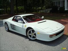 Awesome Ferrari Ferrari Testarossa From The Wolf Of Wall - The wolf of wall streets ferrari is now up for sale