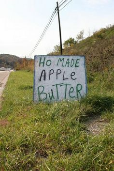 They didn't sell much more Apple Butter, but special requests increased dramatically